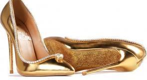 دبي تعرض أغلى حذاء للبيع في العالم بسعر 17 مليون دولار