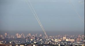 سقوط 4 صواريخ على عسقلان والنقب دون اصابات