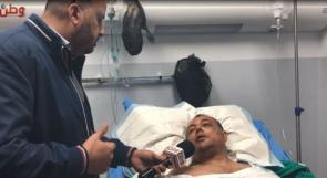 """أبو سيف لوطن: عناصر من حماس هم من اعتدوا عليي، ونفيها ذلك هو """" ذر للرماد في العيون"""""""