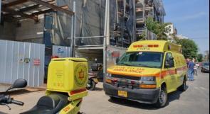 الناصرة: وفاة العامل بلال عرقاوي جراء حادث عمل