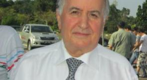 وفاة سفير فلسطين السابق لدى ماليزيا وتنزانيا عبد العزيز أبو غوش