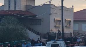 مقتل الشاب محمد أبو زينة بجريمة إطلاق نار بساحة منزله بالداخل المحتل