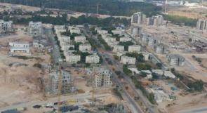 """توسيع مستوطنة """"حريش"""" على حساب أراضٍ فلسطينية بالمثلث وعارة"""