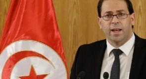 رئيس وزراء تونس يوسف الشاهد يقدم أوراق ترشحه لانتخابات الرئاسة