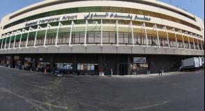 سقوط صاروخي كاتيوشا في محيط مطار بغداد الدولي