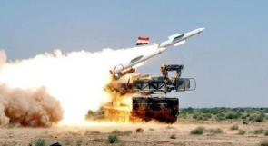 الاحتلال يعترف بتصدي الدفاعات الجوية السورية لطائراته ليلة الـ 10 ايار