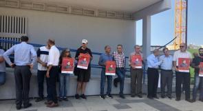 سلطات الاحتلال تمدد اعتقال رجا اغبارية حتى الخميس