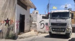 أهالي قرية عصيرة القبلية يناشدون عبر وطن لمنع حركة الشاحنات داخل قريتهم