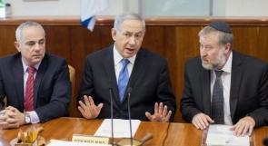 جلسة للكابينت تحت الأرض انتهت دون اتخاذ أي قرار بتخفيف حصار غزة