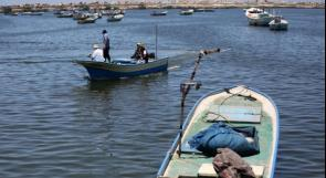 """توسيع مساحة الصيد في غزة والسماح بإدخال مواد خام عبر """"كرم أبو سالم"""" ابتداءً من الجمعة"""