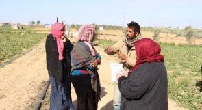الإغاثة الزراعية توقع اتفاقية مشروع الاستجابة لكوفيد – 19