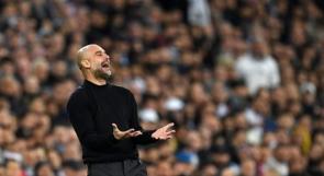 """غوارديولا: لم نحسم التأهل لأننا نواجه الريال """"المتمرس"""" في دوري الأبطال"""