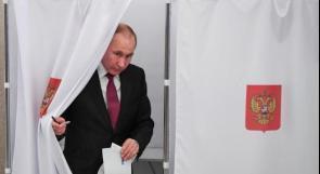 بوتين: سأرضى بأي نتيجة تؤهلني للرئاسة
