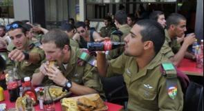 82 بالمئة من افراد جيش الاحتلال غير راضين عن الطعام المقدم في القواعد