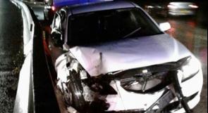 3 إصابات بحادث طرق قرب شفاعمرو