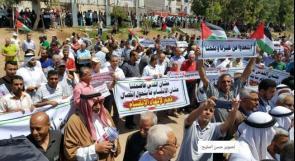 فيديو .. حماس تقمع تظاهرة في غزة وتمنع التصوير