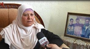 """ام الشهيد صالح والاسير عاصم البرغوثي لوطن: """"البوسطة هي القبر"""" والاسيرات يواجهن ظروفَ اعتقالٍ صعبة"""