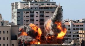 """ضابط في جيش الاحتلال: قصف برج الجلاء في غزة كان """"خطأ فادحا"""""""
