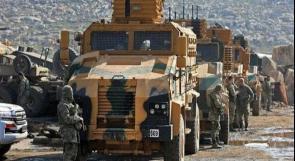 قتيلان و4 جرحى من القوات التركية باستهداف مركبتهم بإدلب