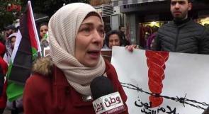 والدة الأسيرة ميس أبو غوش لوطن: الاحتلال تفنن بتعذيب ميس طوال 33 يوماً.. وتفاجأنا بقوتها.. ولم تتوقف عن القراءة والكتابة من داخل المعتقل