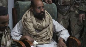 """سيف الإسلام القذافي يقرأ """"طالع"""" الليبيين"""