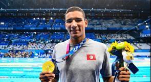 السباح التونسي أيوب الحفناوي يمنح العرب الذهبية الأولى في أولمبياد طوكيو