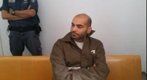 """الاحتلال يحاكم الأسير محمود جبارين بتهمة """"الإعجاب بحزب الله"""""""