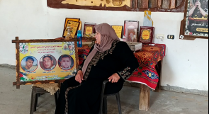 بعد ست سنوات من العدوان الأخير.. عائلات شهداء من غزة تناشد الرئيس عبر وطن لإعالتها