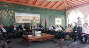منيب المصري لوطن: سندعم السلطة لمواجهة الأزمة المالية والأحمد يرحب