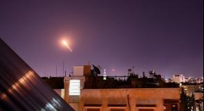 استشهاد جندي سوري في عدوان جوي إسرائيلي من منطقة التنف باتجاه تدمر