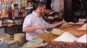 رمضان في غزة .. كاميرا وطن تستطلع آراء الباعة والمتسوقين