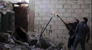 مقتل لاجئين فلسطينيين في سورية