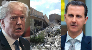 سوريا: ترمب يمهد الأرض امام اعتداءات دولة الاحتلال