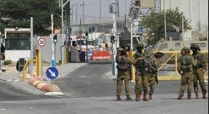 الاحتلال يقرر تمديد الإغلاق على الضفة وغزة حتى مساء السبت