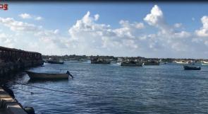 بحر غزة الواسع يضيق بصياديه