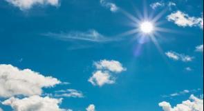 """ارتفاع على درجات الحرارة اليوم وغدا و""""الارصاد"""" تحذر"""