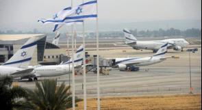 """الاحتلال يقرر تغيير خطوط الطيران في """"بن غوريون"""" بسبب التصعيد في غزة"""