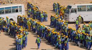 عبيد كأس العالم في قطر: امتهان العاملين في منشآت مونديال 2022