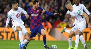 الكشف عن قائمة برشلونة لمواجهة مايوركا