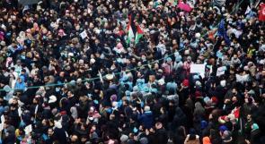 وقت عصيب ينتظر عباس بسبب تجاهل الاحتجاجات الجماهيرية في الضفة الغربية