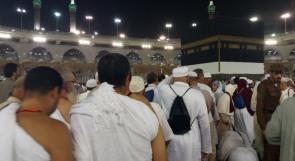 وصول حجاج مكرمة أسر الشهداء إلى مكة