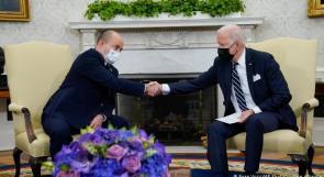 بايدن يبلغ بينيت عن عدم تخليه عن خطته في إعادة فتح القنصلية الأمريكية في القدس