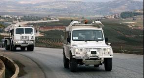 """""""اليونيفيل"""" ترسل فريقا تقنيا إلى إسرائيل """"للتأكد من الوقائع"""" بشأن """"أنفاق حزب الله"""""""