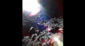 شاهد | أول فيديو من كويكب يبعد عنا 280 مليون كيلومتر