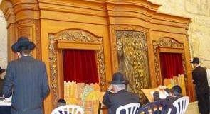 مواطن يلتمس للمحكمة الإسرائيلية لإزالة كنيس من أرضه