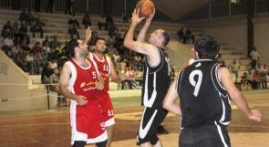 فوزان لحطين وبيت جالا في دوري السلة الممتاز