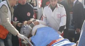 إصابة عامل بجروح بليغة إثر سقوطه داخل ورشة بناء في الخليل