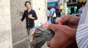 تراجع في اسعار العملات مقابل الشيقل