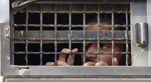 """أسرى """"نفحة"""" يهددون بخطوات احتجاجية في نيسان المقبل"""