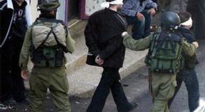 اعتقال 6 مواطنين في نابلس ورام الله